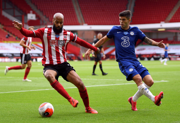 Sheffield United v Chelsea – Premier League – Bramall Lane