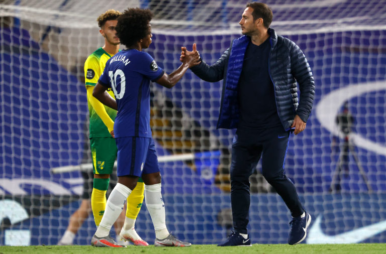 Chelsea v Norwich City – Premier League – Stamford Bridge