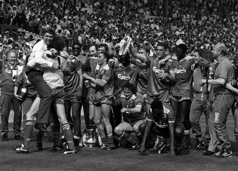 Terry Gibson was part of the Wimbledon side that won the FA Cup in 1988