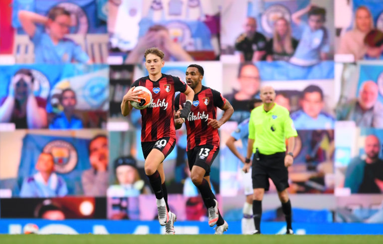 David Brooks gave Bournemouth hope