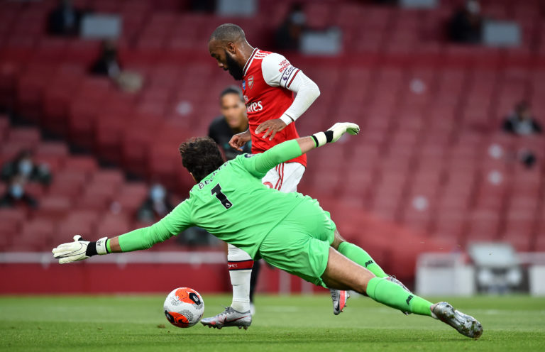 Liverpool conceded two sloppy goals