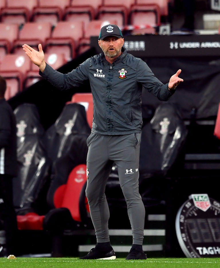 Southampton manager Ralph Hasenhuttl's half-time changes made a difference for his side who came back to draw with Brighton