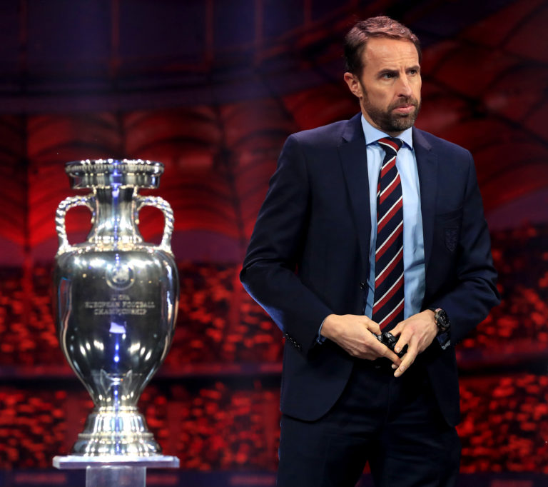 England are the bookmakers' favourite to win Euro 2020