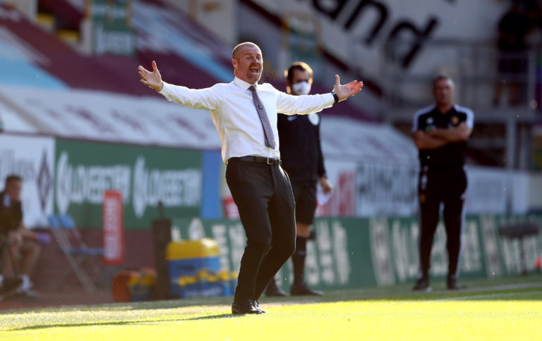 Burnley manager Sean Dyche has worked wonders on limited resources again