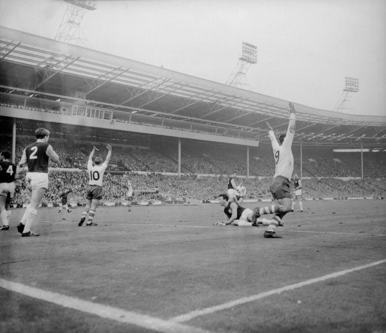 Soccer – FA Cup – Final – West Ham United v Preston North End