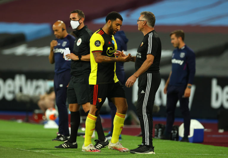 Watford face a fight for survival
