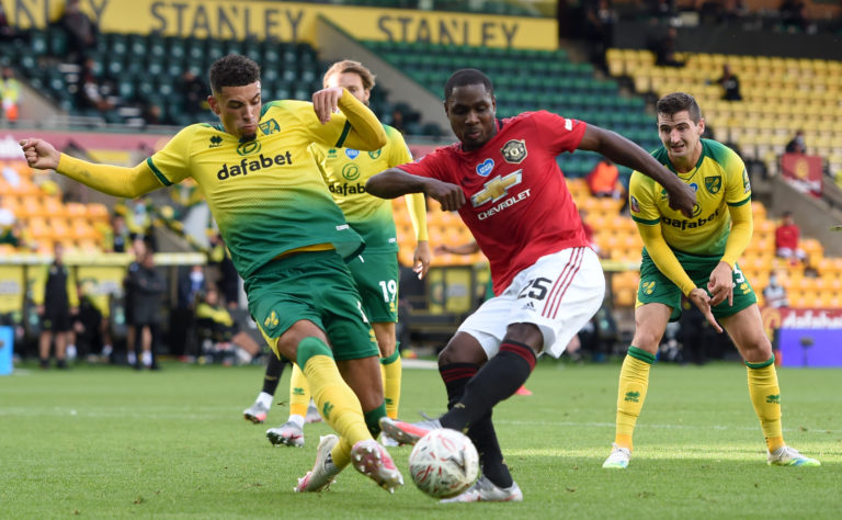 Norwich City v Manchester United – FA Cup – Quarter Final – Carrow Road