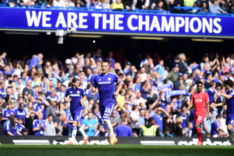 Chelsea have won the Premier League title five times since Leeds were last in the top flight