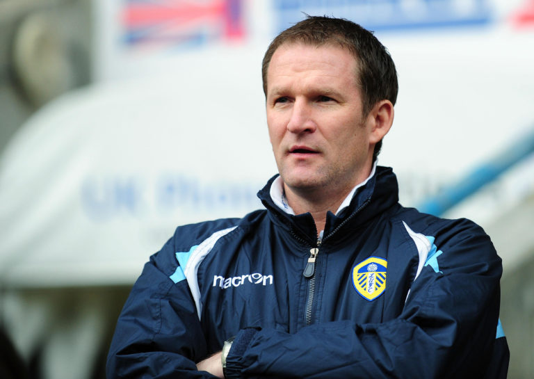 Simon Grayson won promotion to the Championship with Leeds