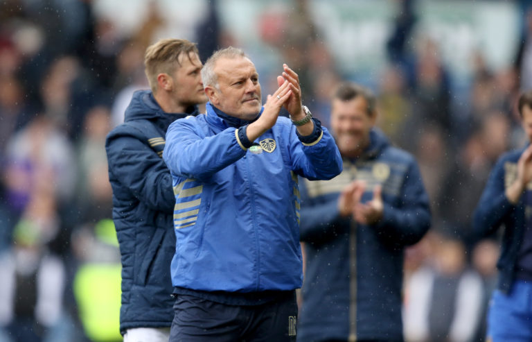 Neil Redfearn was a popular figure at Elland Road