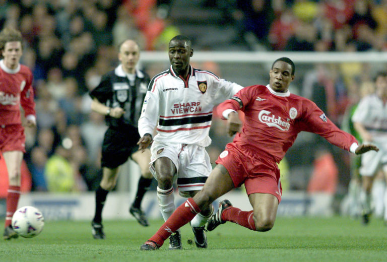Paul Ince's Manchester United connections followed him to arch-rivals Liverpool
