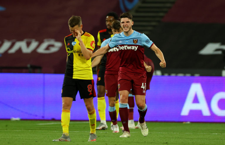 Watford had a costly defeat to deal with as West Ham celebrated almost securing survival