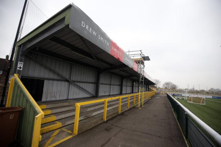 Sutton United Feature – Gander Green Lane