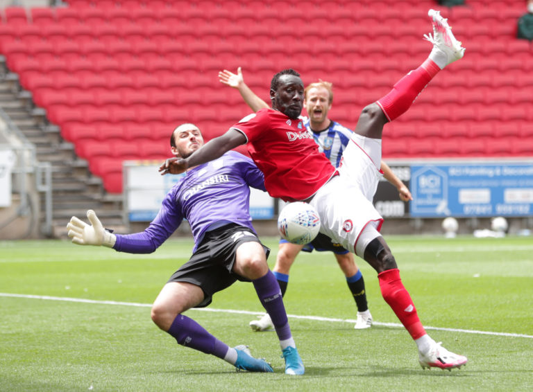 Bristol City v Sheffield Wednesday – Sky Bet Championship – Ashton Gate