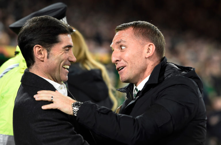 Celtic v Valencia – UEFA Europa League – Round of 32 – First Leg – Celtic Park