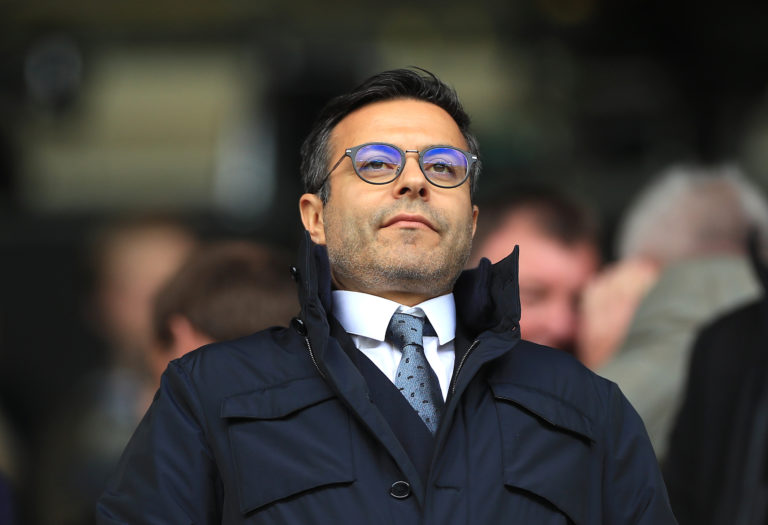 Leeds owner Andrea Radrizzani has urged supporters to be sensible