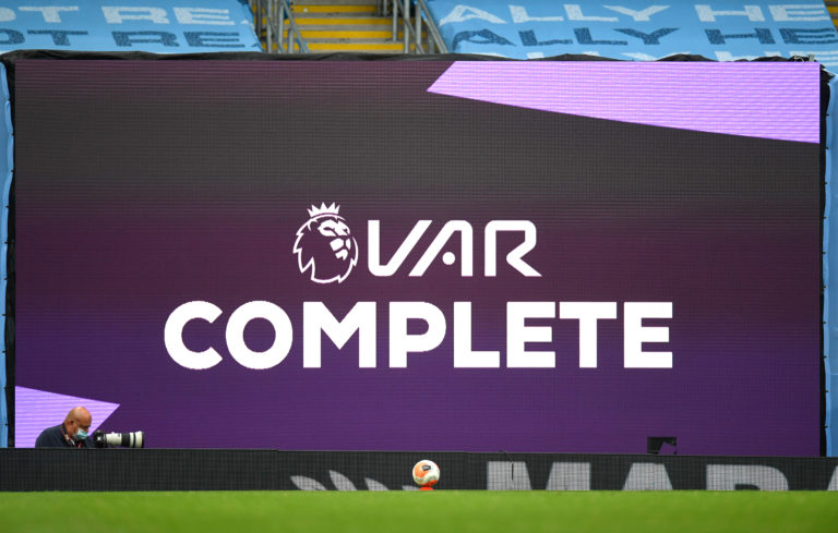 VAR has denied Crystal Palace what could have been two crucial goals since the restart