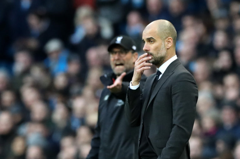 Liverpool manager Jurgen Klopp recalls Pep Guardiola's all-conquering Bayern Munich team struggling after they won the title
