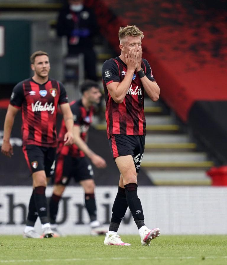 AFC Bournemouth v Southampton – Premier League – Vitality Stadium