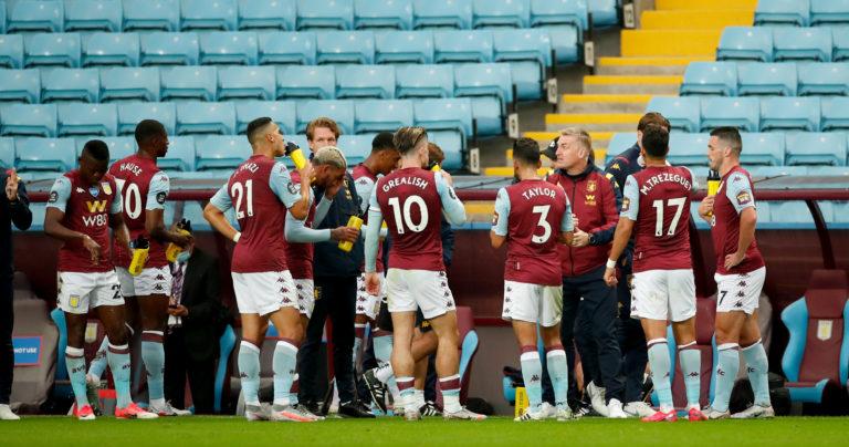 Aston Villa v Manchester United – Premier League – Villa Park