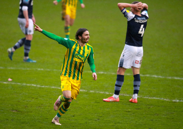 Millwall v West Bromwich Albion – Sky Bet Championship – The Den