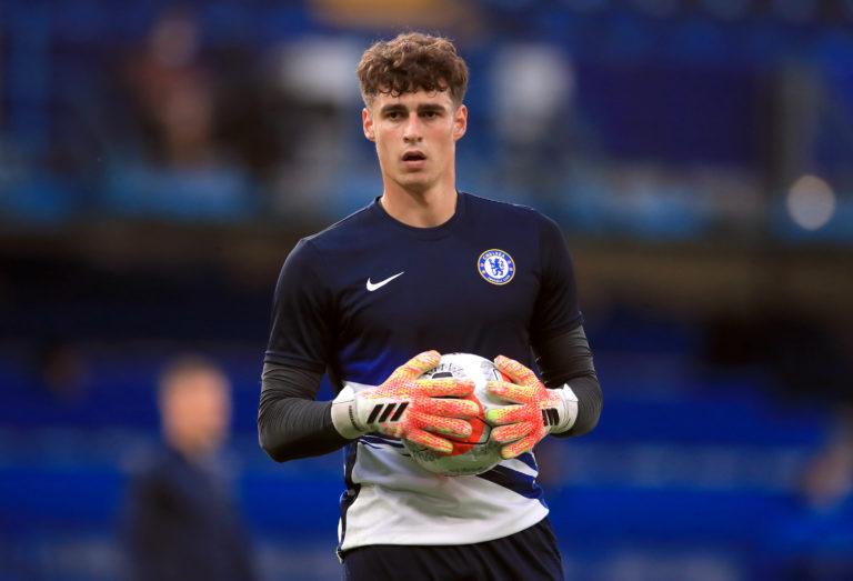 Chelsea goalkeeper Kepa Arrizabalaga has been criticised by some