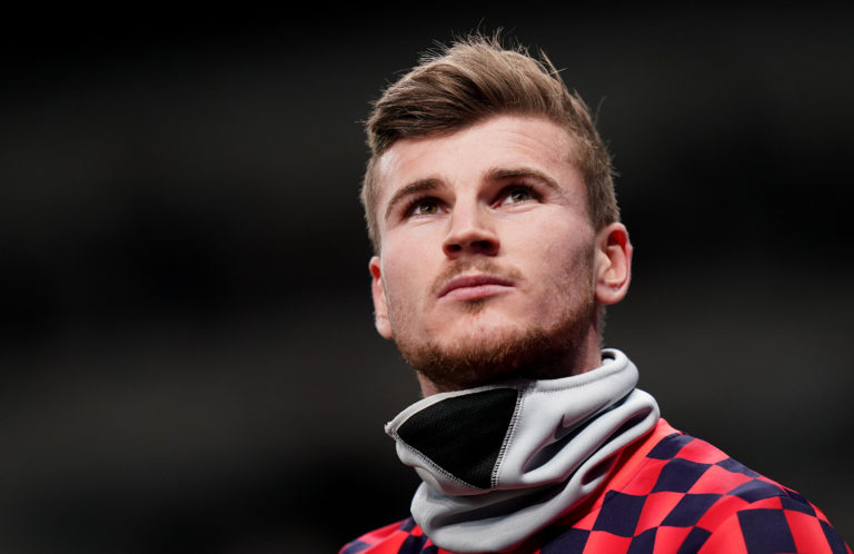 Timo Werner is heading to Chelsea