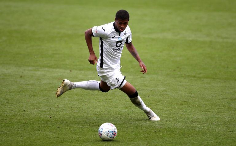 Rhian Brewster has impressed at Swansea