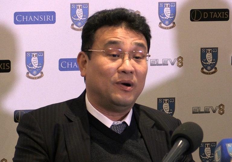 Sheffield Wednesday owner Dejphon Chansiri