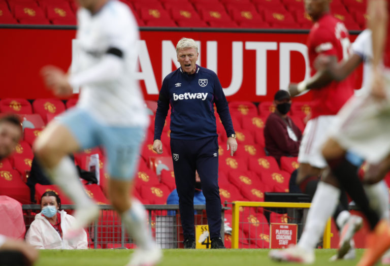 David Moyes has overseen the Hammers' Premier League survival