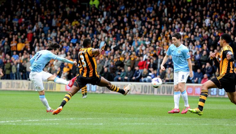 Hull were stunned by a Silva strike