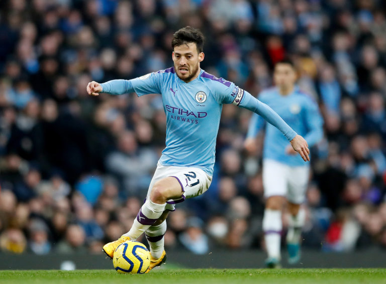 David Silva is leaving City after 10 years' service