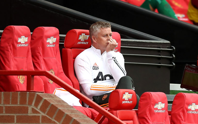 Ole Gunnar Solskjaer's United moved into the top four on Wednesday (Martin Rickett/PA).