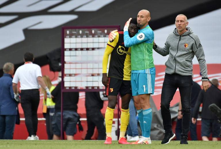 It is all over for Watford