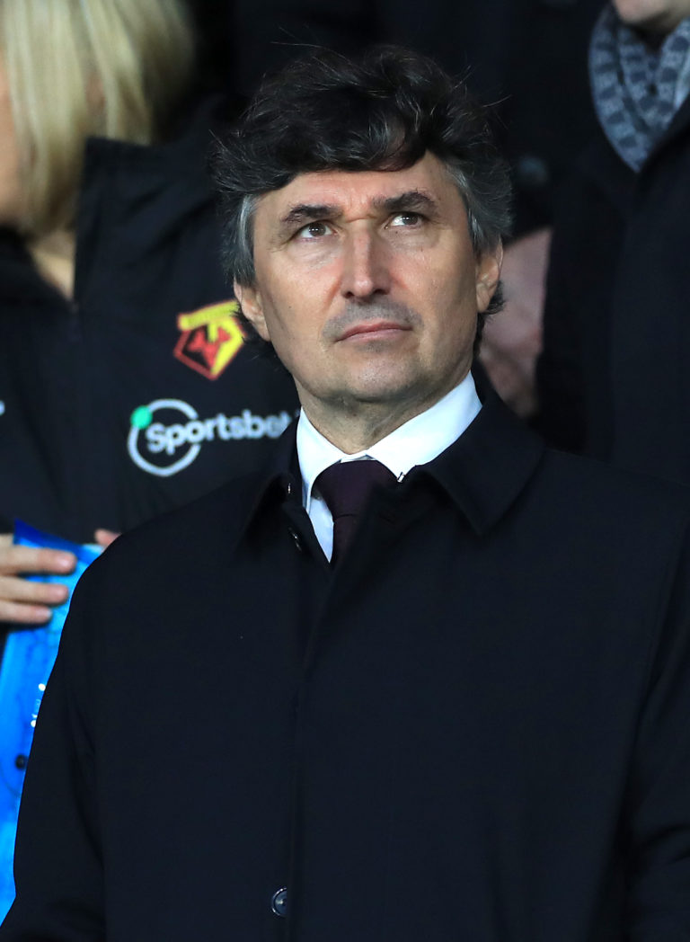 Watford owner Gino Pozzo has appointed 11 permanent managers since he took charge of the club in 2012