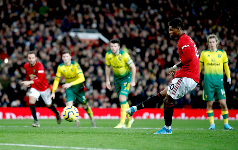 Manchester United v Norwich City – Premier League – Old Trafford
