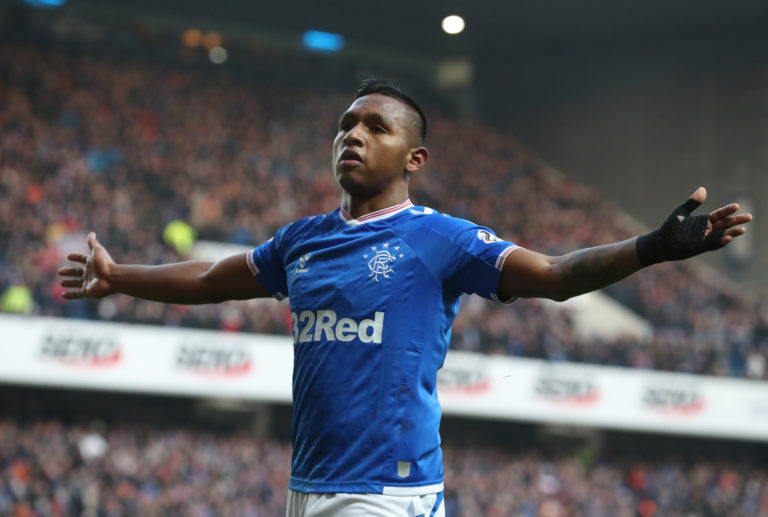 Morelos could be on his way out of Ibrox