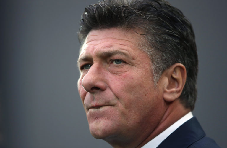 Walter Mazzarri was sacked by Torino in February and succeeded by Moreno Longo, who has guided them to safety