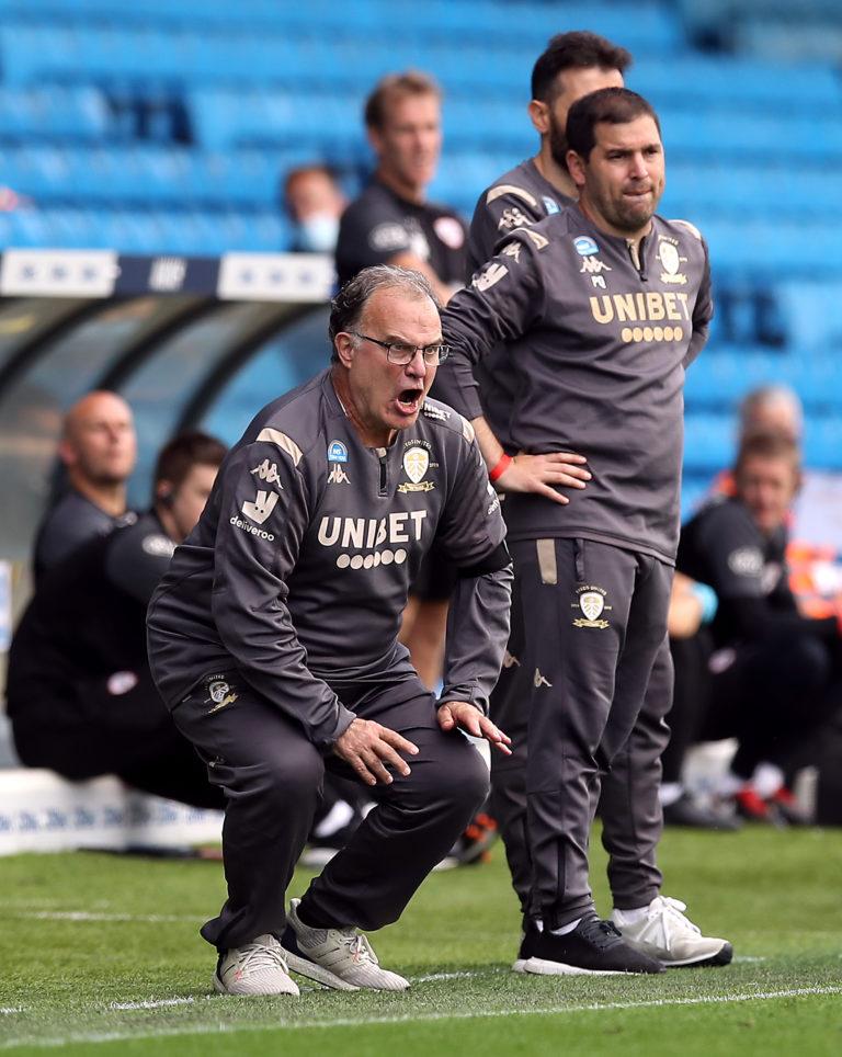 Leeds United v Barnsley – Sky Bet Championship – Elland Road