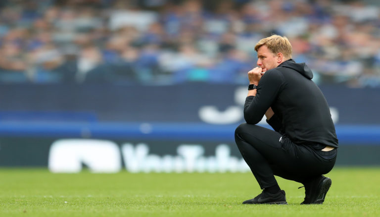 Bournemouth's struggles have taken their toll on manager Eddie Howe