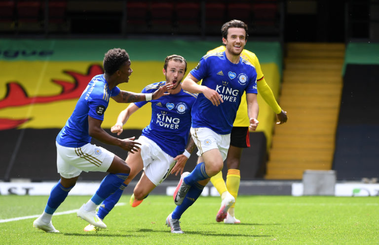 Watford v Leicester City – Premier League – Vicarage Road