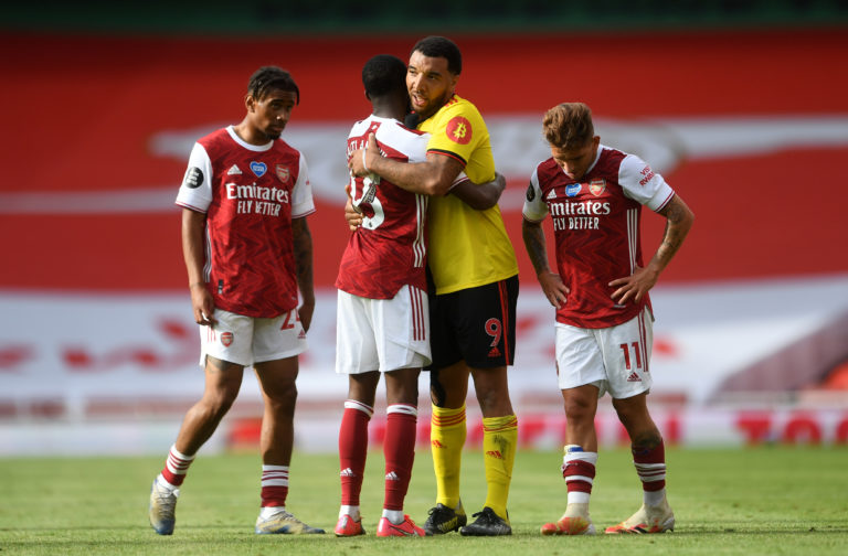 Watford ultimately finished 19th in the table after losing at Arsenal on the final day.