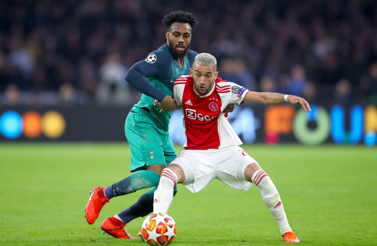 Former Ajax man Hakim Ziyech has already swapped Amsterdam for Stamford Bridge.