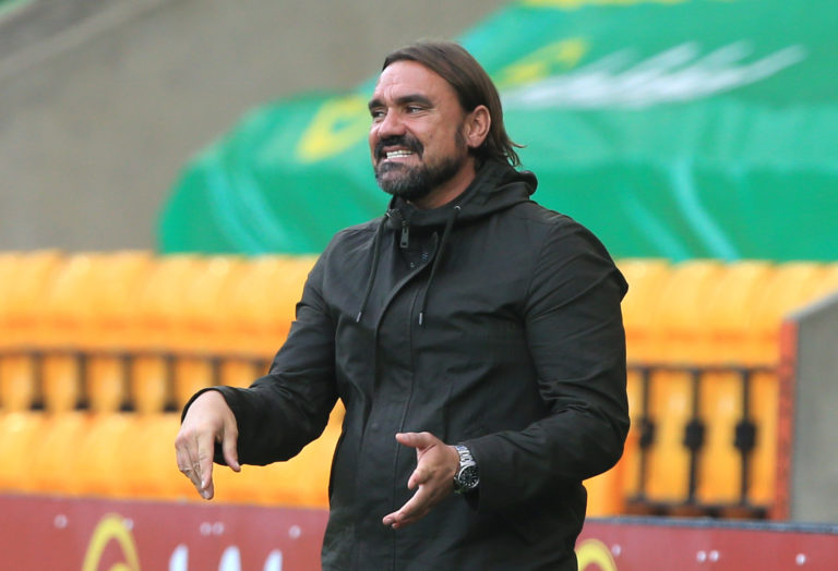 Daniel Farke's Norwich lost all nine of their matches following the resumption of the Premier League season.